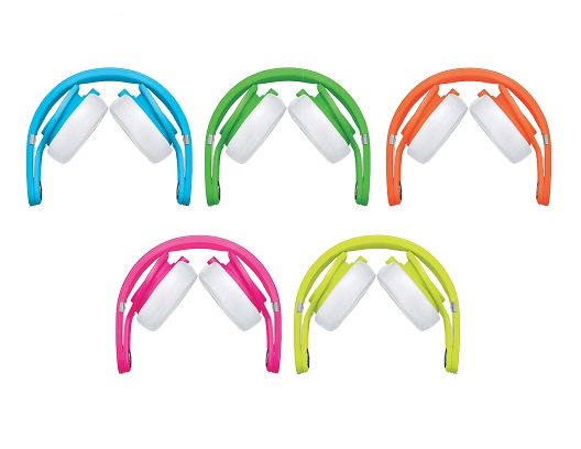 BEATS MIXR by dr. dre mixr (neon-fold)
