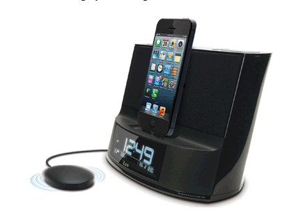 iLuv TimeShaker for iPhone